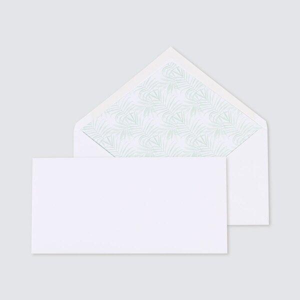 weisser-briefumschlag-22-x-11-cm-mit-einlage-tropenblaetter-TA09-09090701-07-1