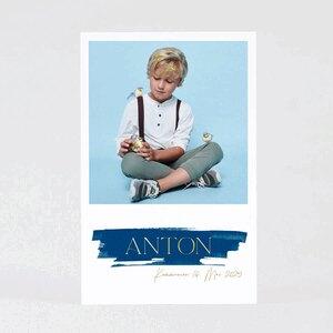 foto-danksagungskarte-zur-kommunion-mit-blauem-farbverlauf-und-goldfolie-TA1228-2100020-07-1