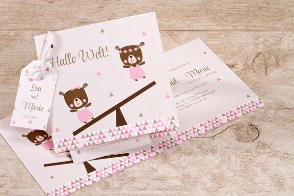 rosa-geburtskarte-fuer-zwillinge-TA507-128-07-1