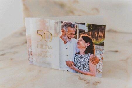 Papeterie Hochzeits-Jubiläum